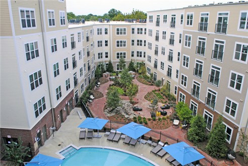 apartment communities in alexandria virginia